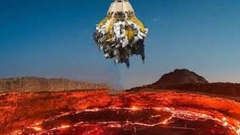 把全世界的垃圾扔进火山中,会造成什么后果?看完后直冒冷汗