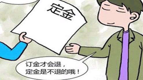 广州车展好车迷人眼,买车时定金和订金要分清