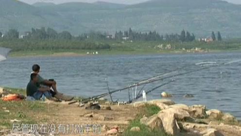 当地钓友都做大窝,让鱼形成吃食的惯性