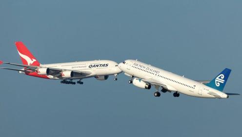 为何飞机不横穿太平洋,而是选择绕远道?看完可算是明白了!