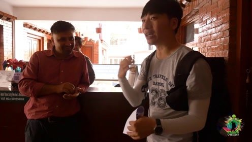 尼泊尔的旅馆老板,娶了中国老婆,这样的外国女婿,大家认可吗?