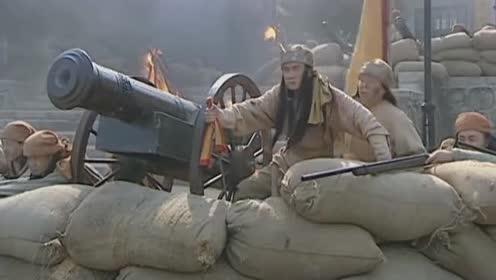 太平天国:英法联军在上海!开始和太平军交战