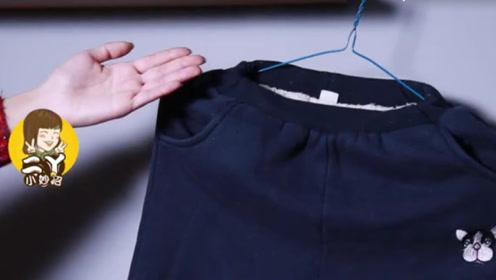 冬天洗了衣服好久都不干?3个快速晾干衣服妙招,太好用了!