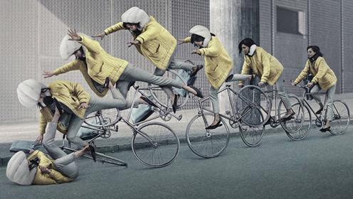 3个不可思议的自行车头盔,不告诉你你根本看不出来
