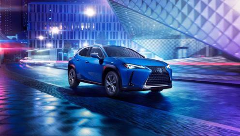 雷克萨斯首款量产纯电动车型UX300e广州车展全球首发