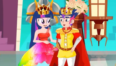女孩救走快要窒息的小鱼,怎料竟是仙女化身,施法帮她成为王妃!