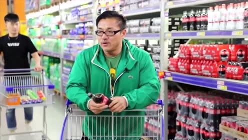 自制视频-超市购物
