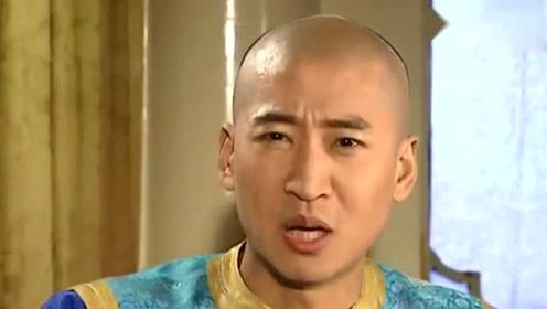 还珠格格20年后,尔泰变妖,五阿哥帅气,只有他42岁还似24