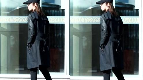 杨紫一身黑装现身机场,进组造型太英气, 筹备新戏《青簪行》引期待