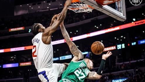 小卡隔扣泰斯领衔NBA上一周精彩暴扣合集!