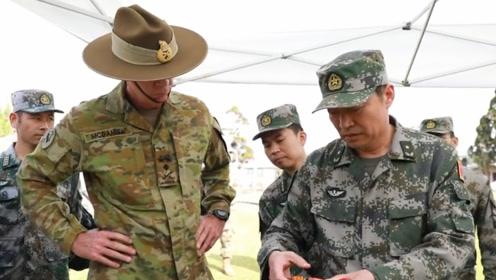 现场!中美两军在夏威夷举行联合演练 国防部当众透漏训练具体内容