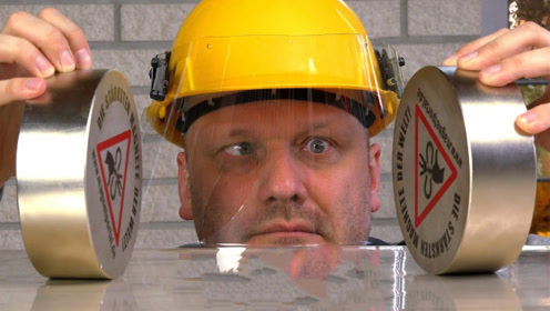 世界上最强的磁铁有多恐怖?老外测试,看完不淡定了!