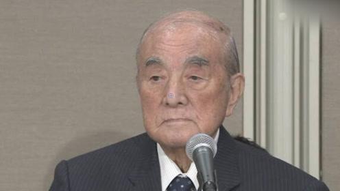 日本前首相中曾根康弘去世 终年101岁
