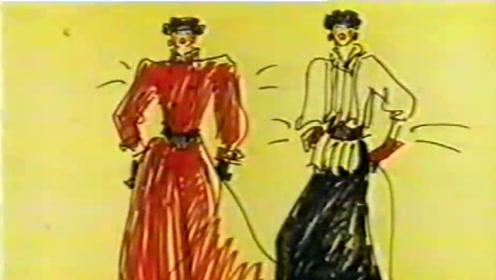 回忆曾经时尚 80年代的经典时装秀