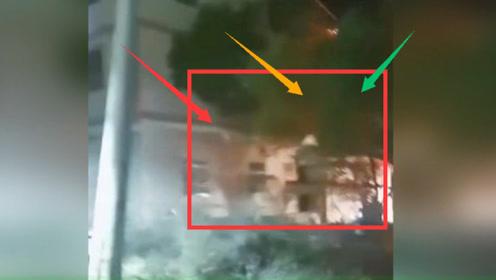 突发!惠州鹤塘排村一民房着火 消防车紧急赶达现场灭火