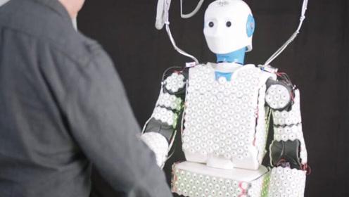 德国研发人造皮肤,让机器人拥有人体感觉
