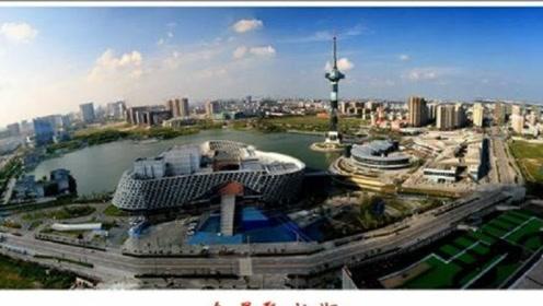 中国唯一没有山的城市,最高海拔还不到8米,却拥有18处4A景区