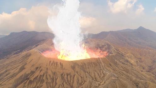 假如把液氮倒进火山降温,到底会造成什么后果?看完倒吸口凉气!