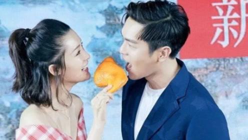 和闺蜜老公拍吻戏怎么办?看看李沁的做法,张若昀回家好交差啦!