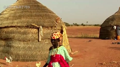 """非洲""""穷人""""的房子是什么样子的?走进去那一刻,真是难以相信"""