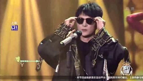 李克勤、周深《野狼disco》嗨爆全场!