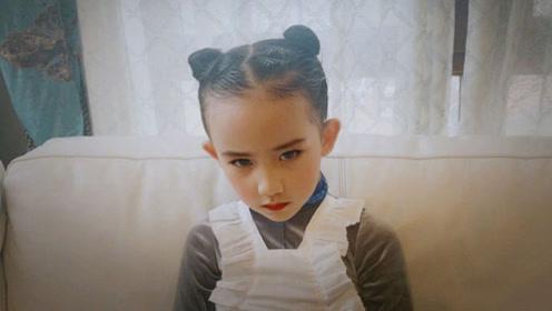 孙莉分享多妹cos角色邪魅美照,网友发现发际线与老爸黄磊最像
