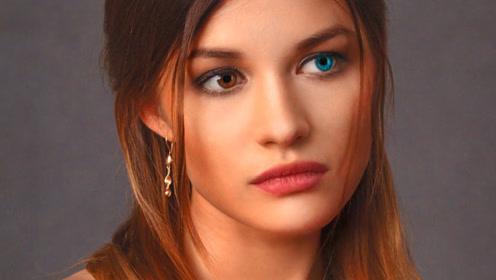 全人类中5种最稀有的眼睛颜色