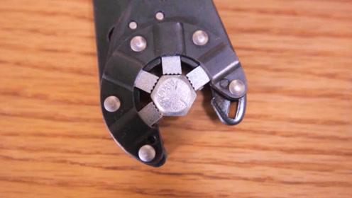德国发明新型万能扳手,通吃各种螺母,中国扳手或将被取代