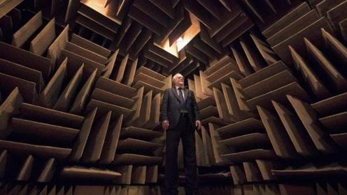 全球最安静的房子,能够吸收99.99%声音,没人能忍受超1小时