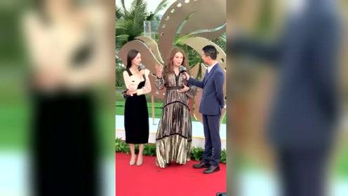 海南岛国际电影节表演嘉宾莎拉布莱曼:想拍一部自传音乐剧