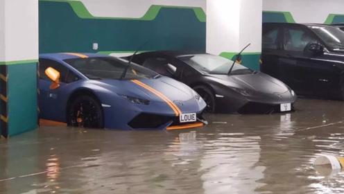车被水淹后别傻着脸开走,教你怎样做,保险公司乖乖给你赔辆新车