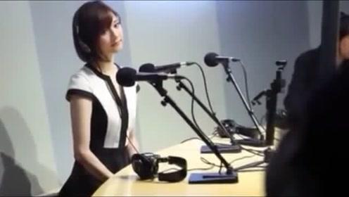 你相信这个是日本的机器人吗?