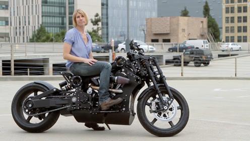 摩托车没有汽车贵?全球限量45台,价值3.5亿的摩托车了解一下