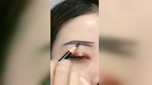 女友的顶级画眉秘诀,一眉道人算什么,这才是真正的高手啊
