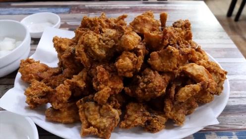 韩国炸鸡和中国一样?就连口味都一样,怕是偷了中国的炸鸡秘方