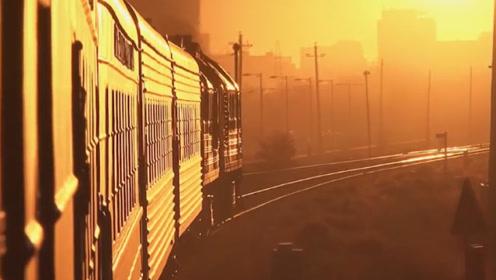"""俄罗斯""""最难熬""""的铁路,总长度9288公里,有的乘客都坐不到站!"""