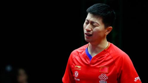 马龙输了!16岁张本智和创造历史,早年在中国没能获得机会
