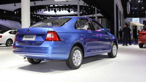 斯柯达发力了,新车比捷达还漂亮,售价爆出,选啥丰田本田