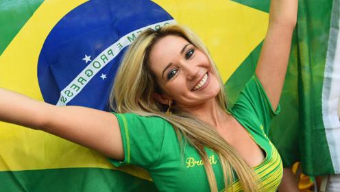 """""""热情国度""""巴西,或将对我国开放免签,美女邀你共浴不能拒绝!"""