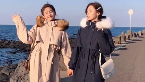 时髦洋气棉服外套搭配 基础款穿出满分气质