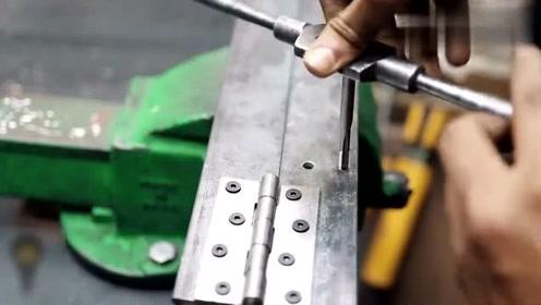 牛人自制了一种很棒的工具,这想法太独特了,不愧是牛人!
