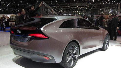 """现代""""东山再起""""!新SUV配2.0T搭8AT,外观更加帅气,买啥途昂"""