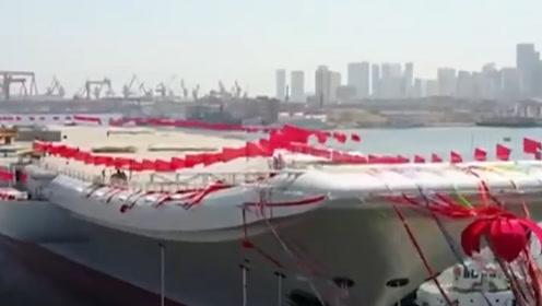 中国第二艘航母命名,你觉得什么名字最合适呢?网友已经跃跃欲试