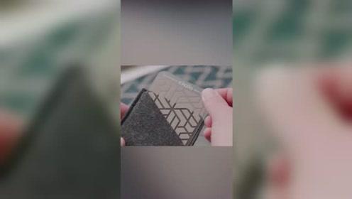 黑科技总是不断创新,这样高科技的纳米纸你见过了么
