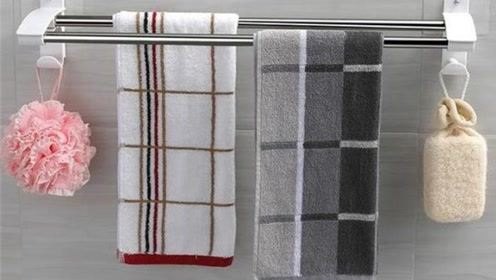 家里这4个地方不能挂毛巾,好多人还不懂,真不是迷信,看完挪走
