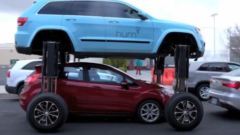 """4款现实存在的变形汽车,遇见堵车就任意""""起飞"""",真是霸气"""