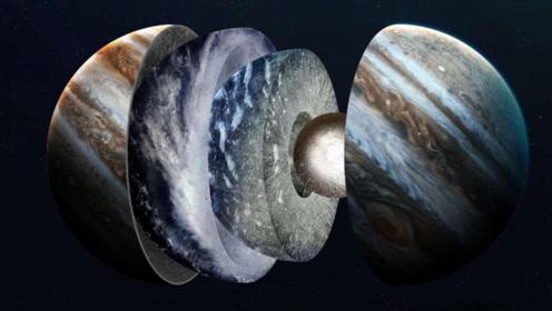 木星都是气体吗?如果将木星上的气体吹走,它的核心是什么样子?