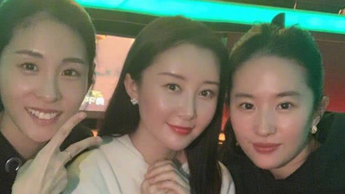 刘亦菲张碧晨为舒畅庆生,俩人从《金粉世家》到现在感情越来越好