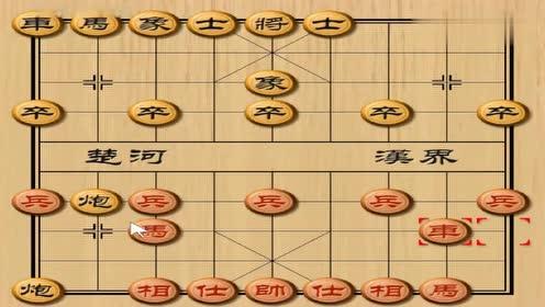 象棋:实战敢死炮,先弃炮再丢车,逆水行舟的棋局,堪称一绝!