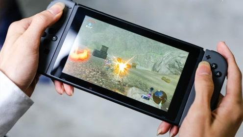 腾讯携手任天堂发布国行版Switch 售价2099元!